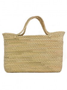 BASKET HANDMADE PALM BAG
